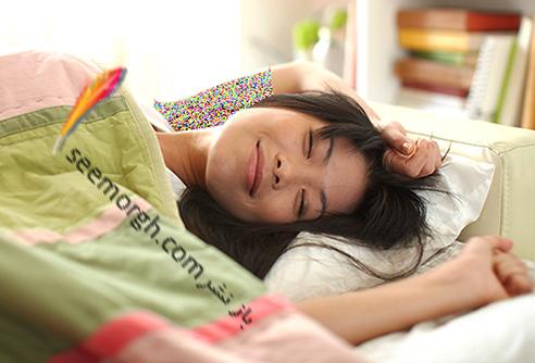 خواب,خواب راحت,بیدار شدن