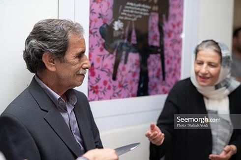 جشن تولد 85 سالگی داوود رشیدی, محمود بصیری در جشنو تولد 85 سالگی داوود رشیدی