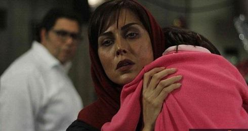 مهتاب کرامتی در عصر یخبندان,مهتاب کرامتی,عصر یخبندان,زنان معتاد سینمای ایران