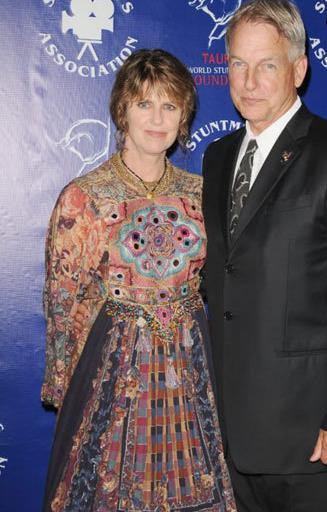 ازدواج های موفق هالیوودی,زوج های موفق هالیوودی,مارک هارمون Mark Harmon و پم داوبر Pam Dauber