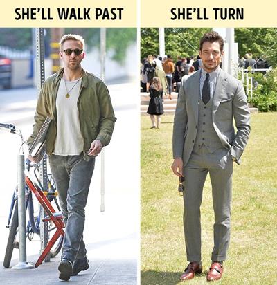 لباس مردان,خصوصیات مردانی که زنان را جذب می کند