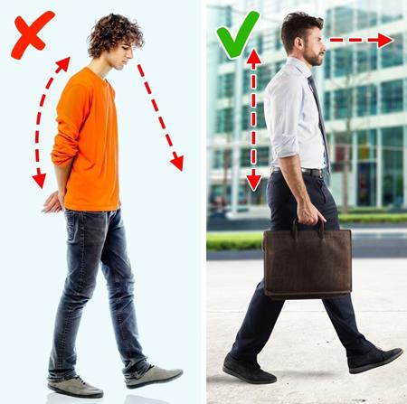 نحوه راه رفتن و ایستادن مردانی که زنان را جذب می کند,خصوصیات مردانی که زنان را جذب می کند