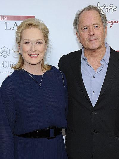 مریل استریپ Merrill Streep و دان گامر Don Gummer,ازدواج های موفق هالیوودی,ازدواجهای موفق در دنیای هالیوود