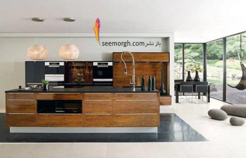 مدل کابینت,دکوراسیون داخلی,دکوراسیون داخلی آشپزخانه,آشپزخانه مدرن,آشپزخانه اپن مدرن