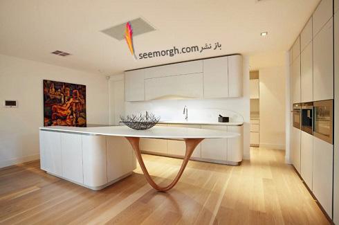 مدل کابینت,دکوراسیون داخلی,دکوراسیون داخلی آشپزخانه,آشپزخانه مدرن,مدل کابینت سفید