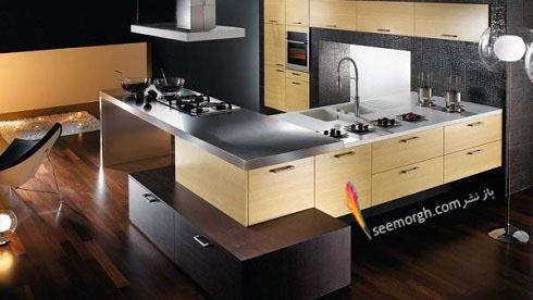 مدل کابینت,دکوراسیون داخلی,دکوراسیون داخلی آشپزخانه,آشپزخانه مدرن,مدل جدید کابینت