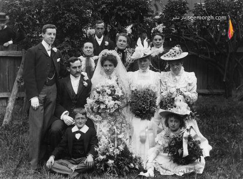 عکس قدیمی,عکس عروسی,عروسی,قدیمی