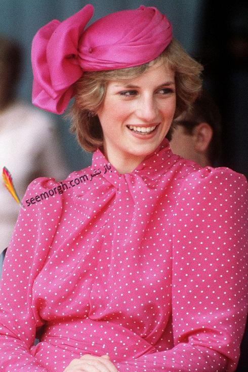 مدل کلاه,مدل کلاه پرنسس دایانا,مدل کلاه کوچک زنانه