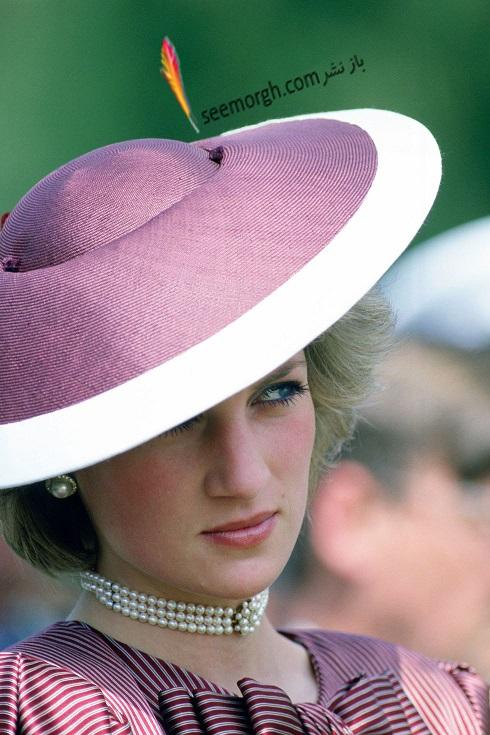 مدل کلاه,مدل کلاه پرنسس دایانا,مدل کلاه لبه دار