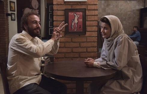 سارا بهرامی,سارا بهرامی در فیلم هزارپا,سارا بهرامی و رضا عطاران در هزارپا,فیلم کمدی هزارپا,سارا بهرامی و رضا عطاران