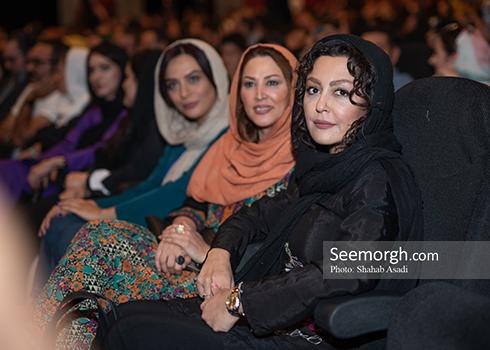 شقايق فراهاني, عکس شقايق فراهاني, شقايق فراهاني در اکران خصوصي سريک