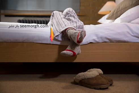 رابطه جنسی,کاهش وزن,خوابیده روی تخت