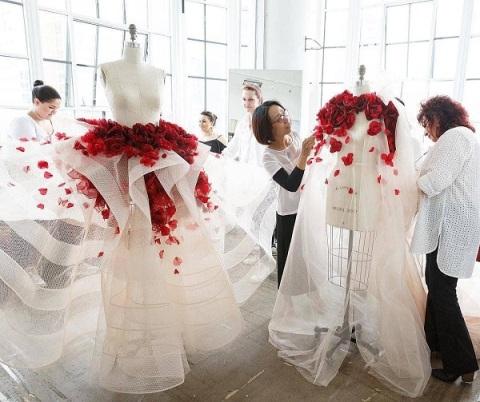 طراحی لباس گوئن استفانی