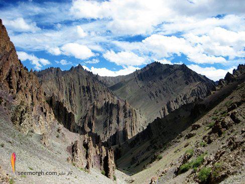Stok Range، Ladakh