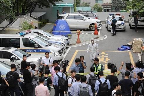 خودکشی سیاستمدار برجسته کره جنوبی پس از اتهام فساد+تصاویر