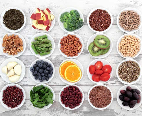 سوپرفود،تغذیه سالم