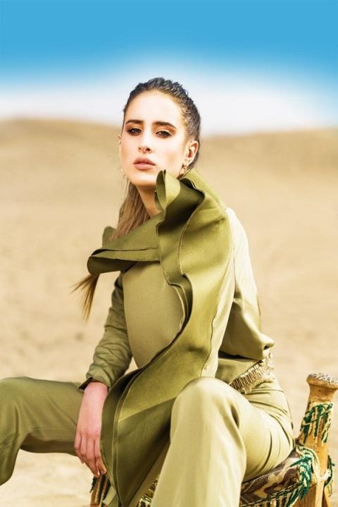 تلیده تامر مدل عربستانی