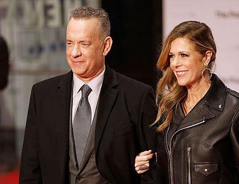 راز ازدواج های موفق هالیوود,راز زوج های موفق هالیوودی,تام هنکس Tom Hanks و ریتا ویلسون Rita Wilson