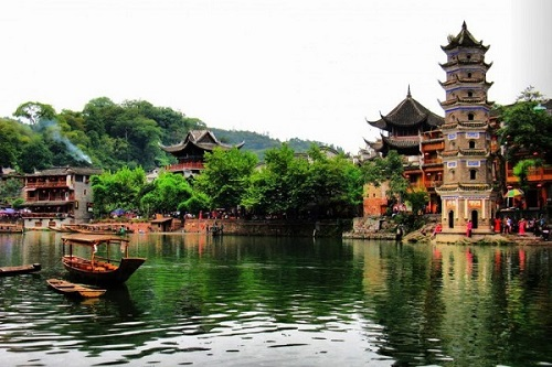 تور چین, تور مسافرتی