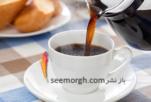 قهوه,قهوه ریختن