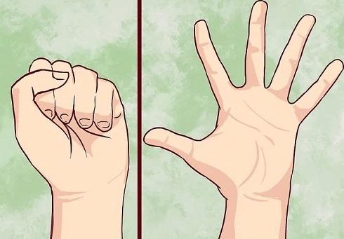 ورزش انگشت