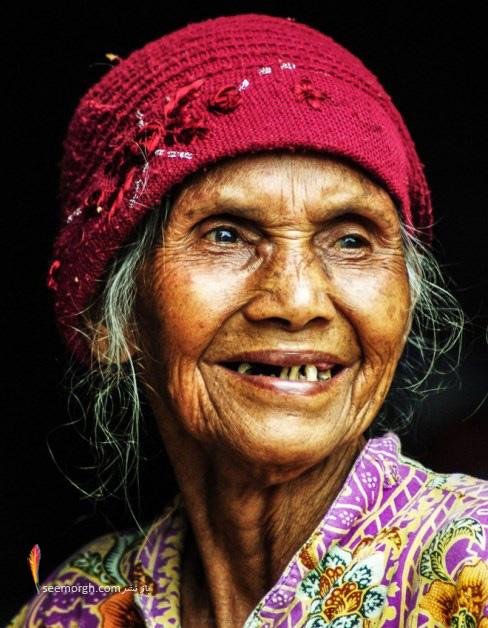 satrio pangarso,پرتره,زن پیر,عکاسی