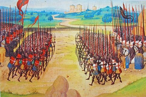 جنگ Agincourt
