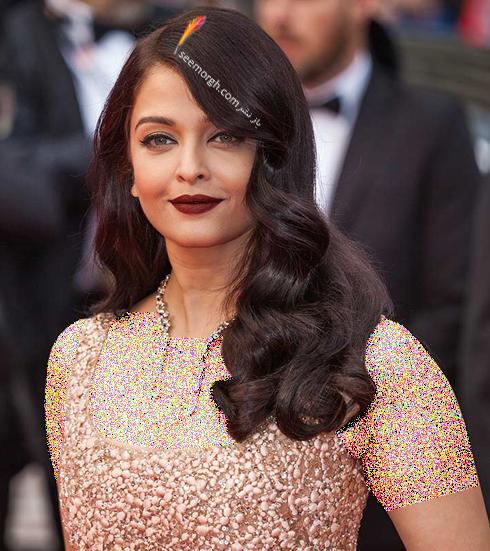 آیشواریا رای,مدل مو,مدل موی باز,مدل مو باز,مدل موی باز آیشواریا رای,مدل مو باز به سبک آیشواریا رای Aishwarya Rai