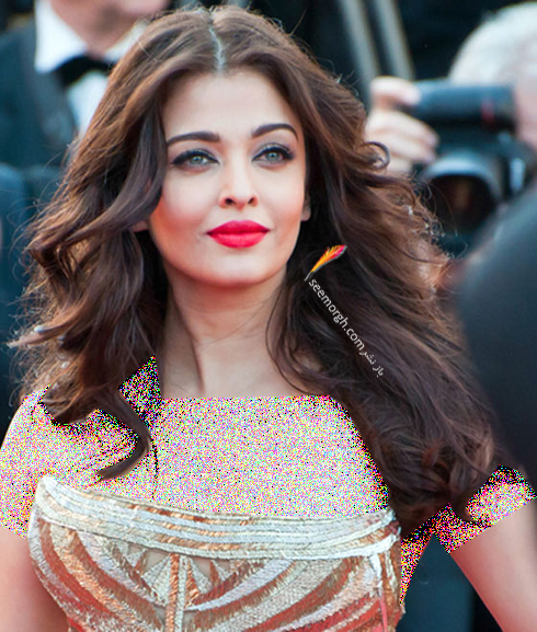 آیشواریا رای,مدل مو,مدل موی باز,مدل مو باز,مدل موی باز آیشواریا رای, جدیدترین مدل موی باز به سبک آیشواریا رای Aishwarya Rai
