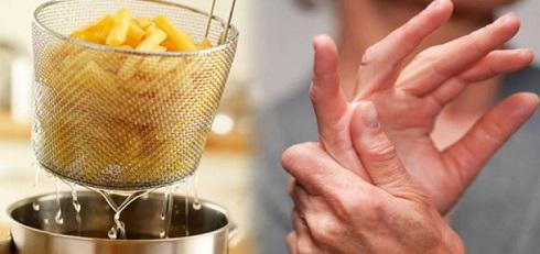 سرخ کردني،غذاهاي مضر براي آرتروز