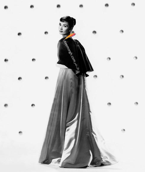 لباس های آدری هپبورن Audrey Hepburn از برند ژیوانشی Givenchy,مدل لباس,مدل لباس های آدری هپبورن,مدل لباس های برتر آدری هپبورن,ّهترین مدل لباس های آدری هپبورن از ژیوانشی,