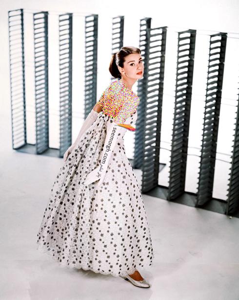 مدل لباس های برتر آدری هپبورن Audrey Hepburn از برند ژیوانشی Givenchy,مدل لباس,مدل لباس های آدری هپبورن,مدل لباس های برتر آدری هپبورن,ّهترین مدل لباس های آدری هپبورن از ژیوانشی,