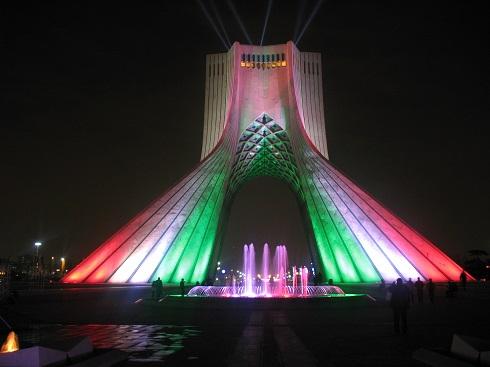 گردشگری,دیدنی ایران,مکان های تاریخی,برج آزادی تهران