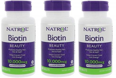 مکمل بیوتین،،مکمل ویتامین ب B7