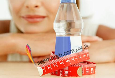 ورزش کردن,بطری آب