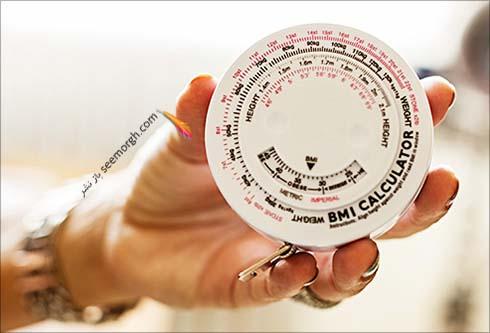 محاسبه بی ام آی BMI