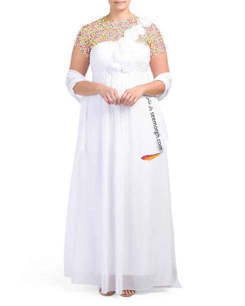 مدل لباس عروس 2018 سایز بزرگ به پیشنهاد مجله مد Bridal,مدل لباس عروس 2018 سایز بزرگ به پیشنهاد مجله مد Bridal