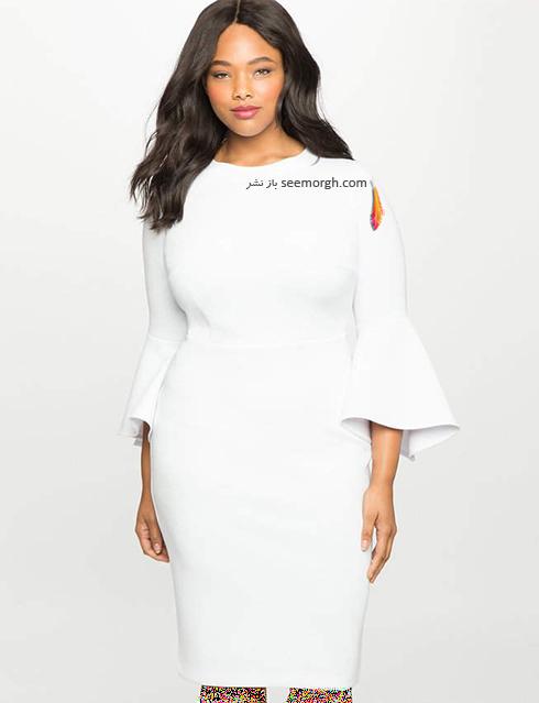 بهترین لباس عروس 2018 سایز بزرگ به پیشنهاد مجله مد Bridal,لباس عروس,لباس عروس 2018,مدل لباس عروس,مدل لباس عروس 2018,لباس عروس سایز بزرگ,مدل لباس عروس سایز بزرگ