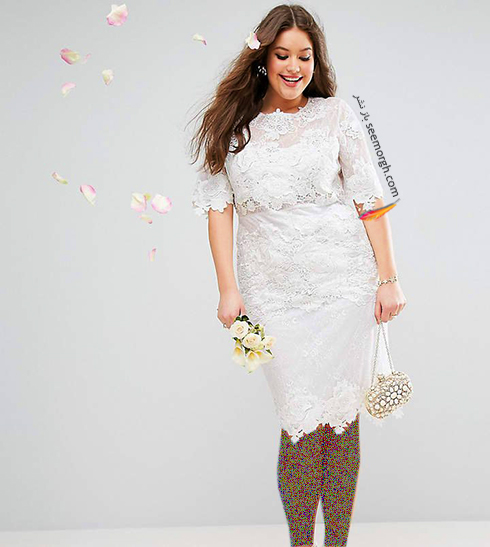 لباس عروس 2018 سایز بزرگ به پیشنهاد مجله مد Bridal,لباس عروس,لباس عروس 2018,مدل لباس عروس,مدل لباس عروس 2018,لباس عروس سایز بزرگ,مدل لباس عروس سایز بزرگ