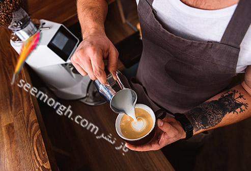 قهوه,درست کردن قهوه