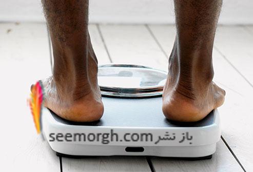 کاهش وزن,اندازه گیری وزن