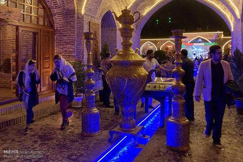 افتتاح کاروانسرای شاه عباسی,نمایشگاه عکس,گئورگ ژرستر