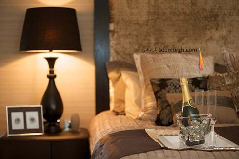 اتاق خواب،آباژور