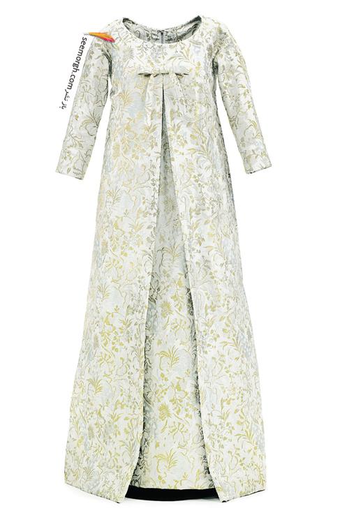 دیور,کریستین دیور,پیراهن طراحی شده دیور,عکس های قدیمی کریستین دیور,پیراهن بلند طراحی شده برند دیور در سال 1957 که توسط گریس کلی Grace Kelly پوشیده شد