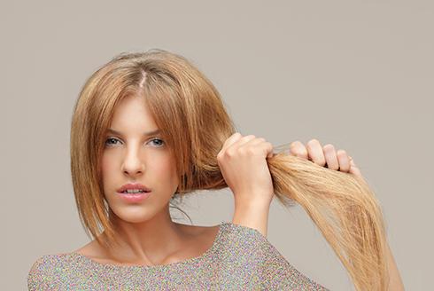 موهای خشک,خشکی موها