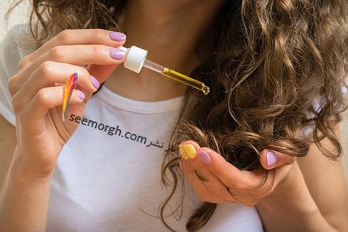 روغن طبیعی برای مو,چرب کردن مو