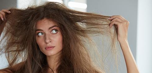 موهای خشک,موی خشک