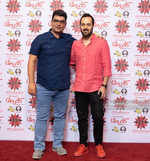 احمد مهرانفر,علی عطشانی کارگردان,کاتیوشا
