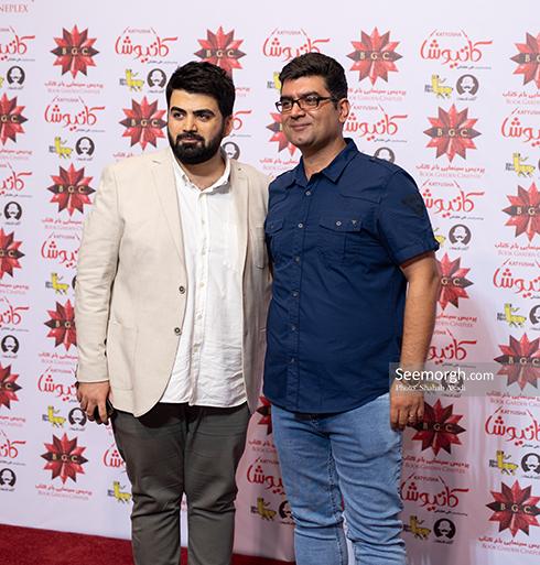 علی عطشانی,کارگردان,کاتیوشا
