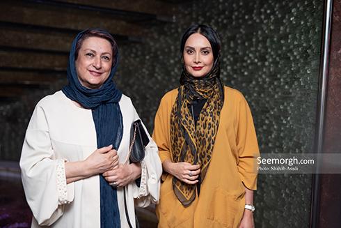 مریم خدارحمی,مریم امیرجلالی,جشن خانه سینما